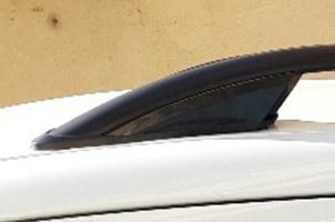 ABE//TÜV 2012L2 MWBAlu Schwarz Dachreling Mercedes Benz Citan ab Bj